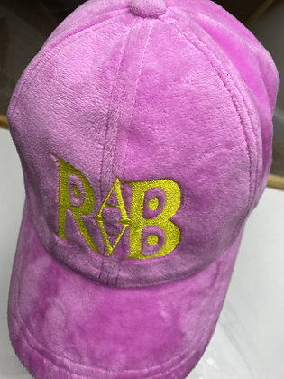 RAAB Suede Dad Hat