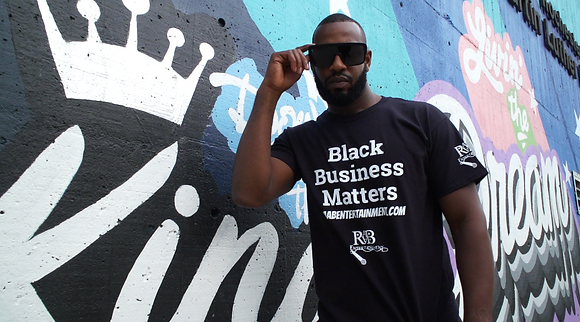 RAAB BLACK BUSINESS MATTER T-Shirt