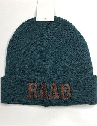 RAAB Single Sided Beanie