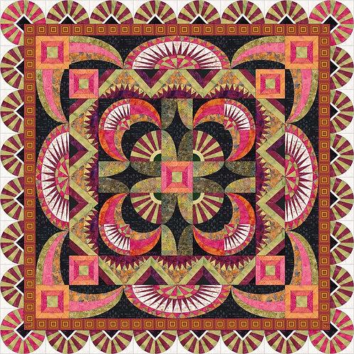 Carney Girl Quilt Pattern