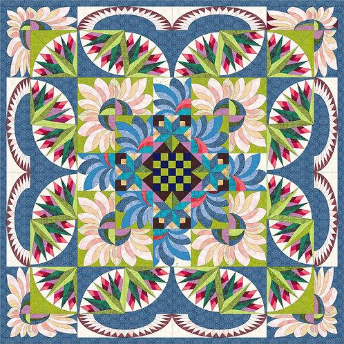 Alyce quilt pattern-