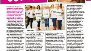 Our Feature on Womens Way Magazine