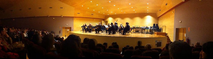Orquesta Cuerda Para Rato en Coservatorio de Segovia