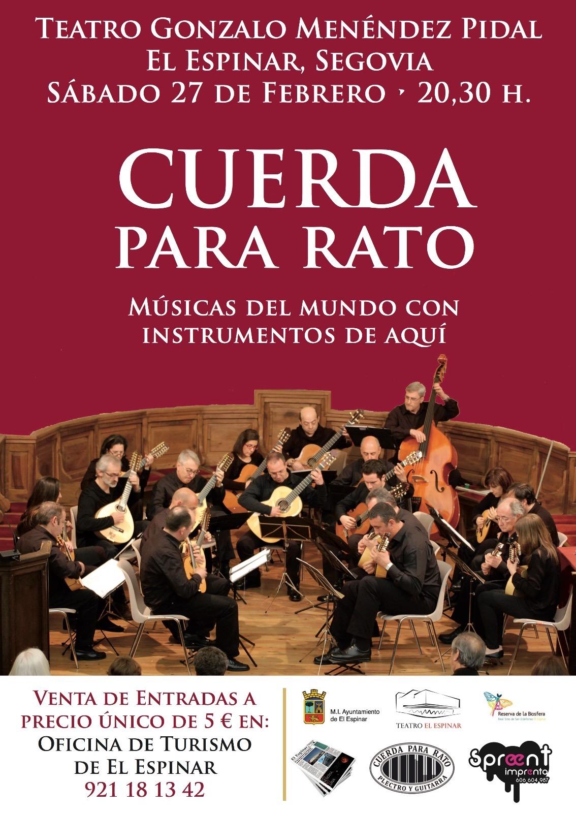 Teatro Gonzalo Menéndez Pidal