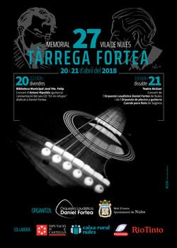 Memorial 27 Tárrega Fortea