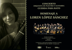 Homenaje a Loren