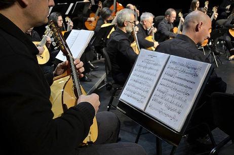 Orquesta de Plectro y Guitarra Cuerda Para Rato