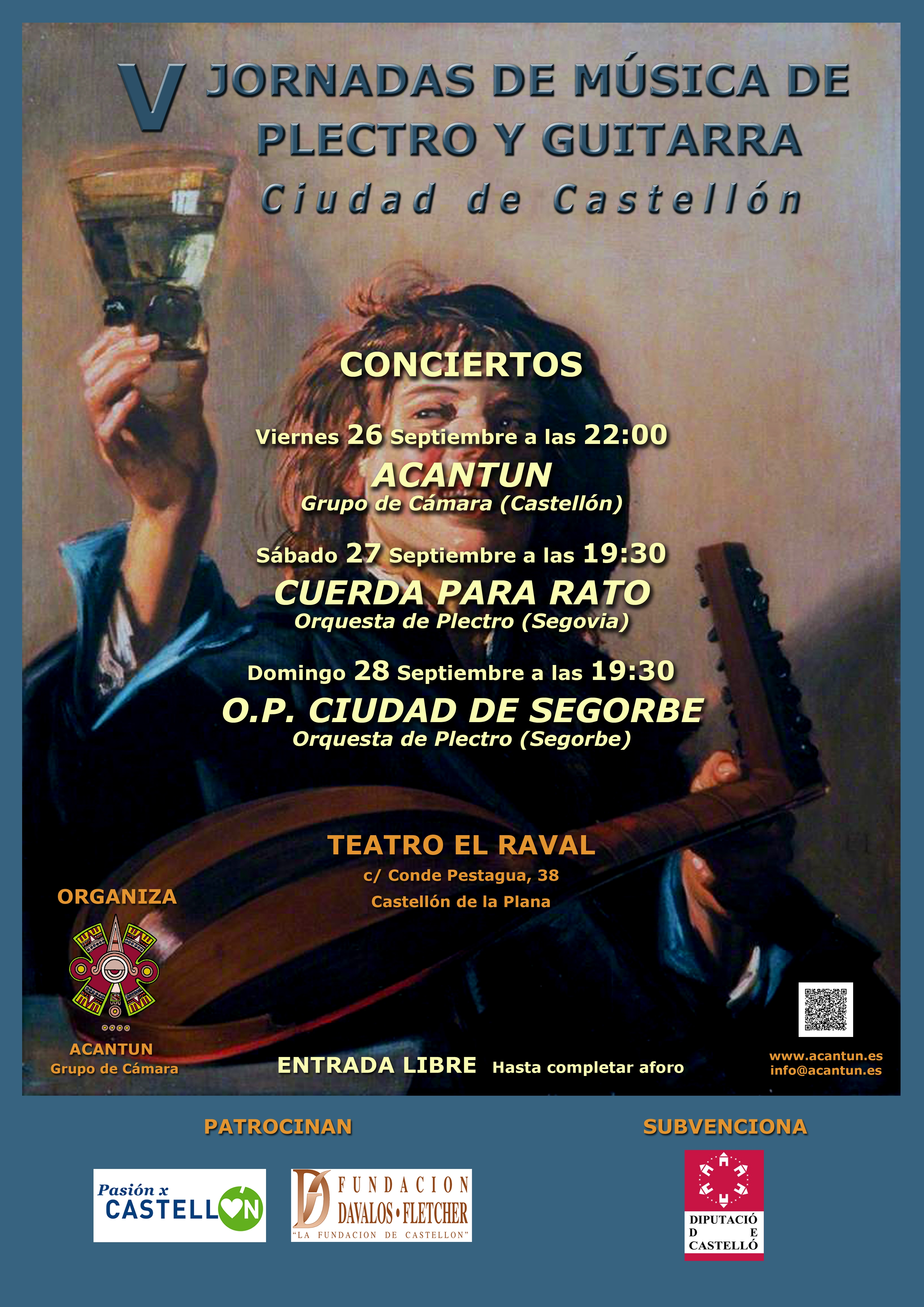 V Jornadas Castellon 2014