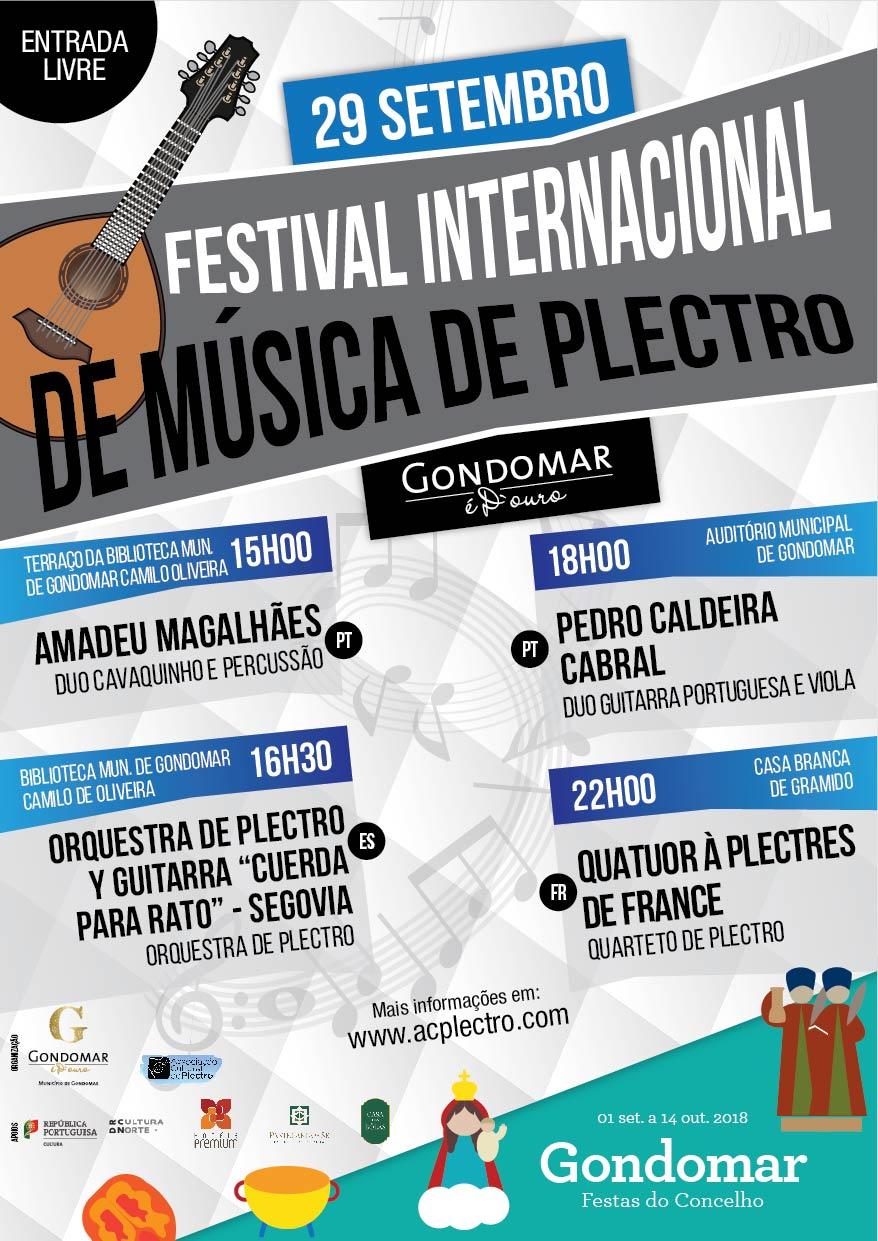 Festival Internacional Gondomar 2018