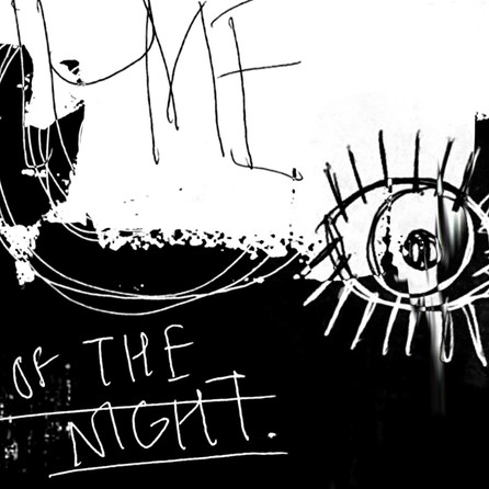I AM SCARED OF THE NIGHT