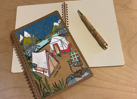 Dream Big Spiral Journal