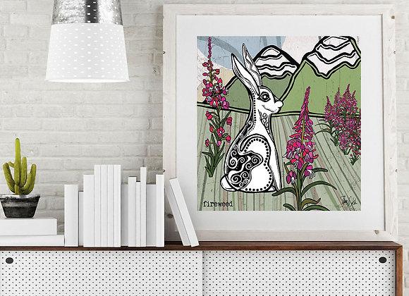 Fireweed Rabbit