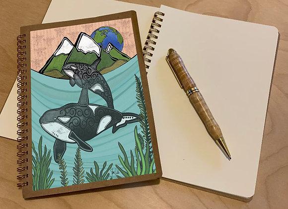 Orca Spiral Journal
