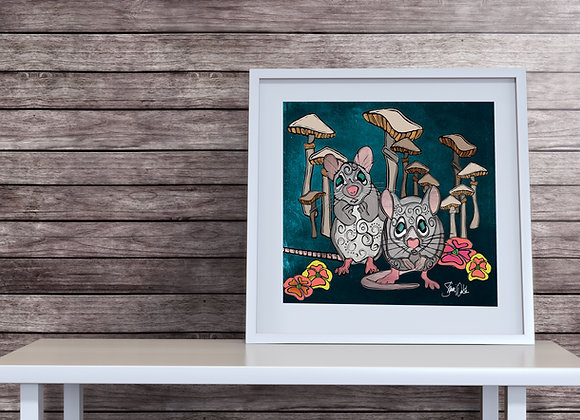 Mice & Mushrooms