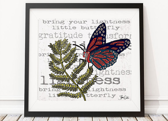 Lightness Butterfly