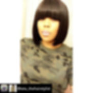#bobhaircut #bangs #inglewood #hairstyle