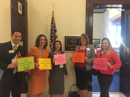 UIRC at Advocacy Day