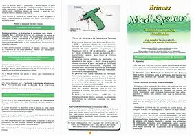 Manual Medi-System Brincos Perfur