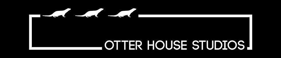 OTTER HOUSE STUDIOS BUMPER STICKER