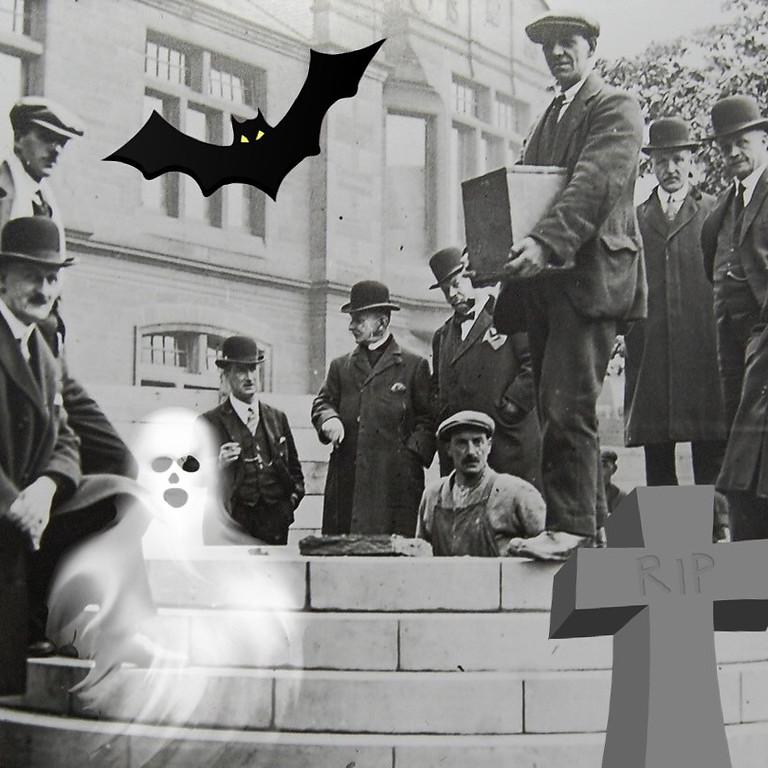 Walk Your World - Halloween History Walk