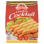 FARMBEST CHICKEN COCKTAIL FRANK 500 G.pn