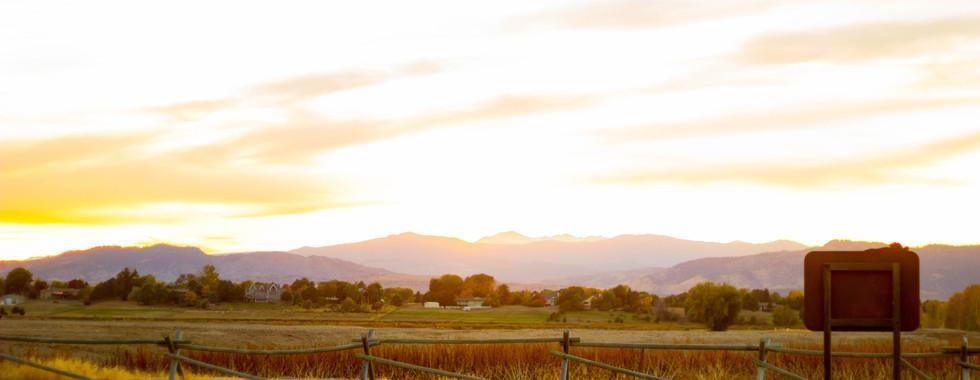 Arapahoe Bend Sunset