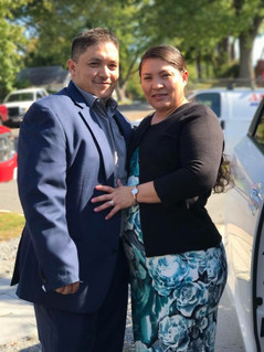 Pastores de Catonsville: Luis y Sara Bonilla