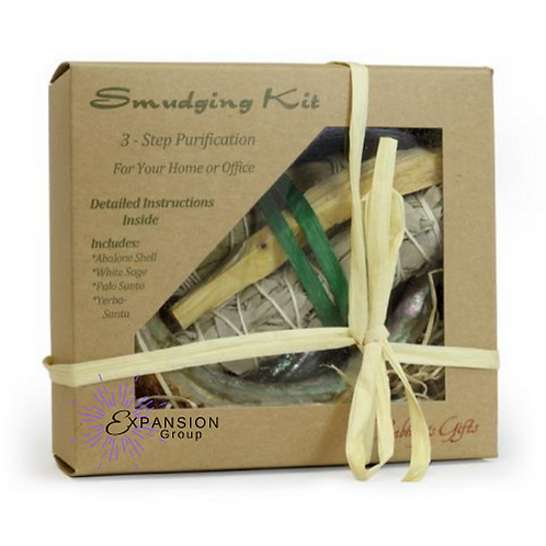 Smudging Kit - 3 Step