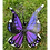 Thumbnail: Monarch Butterfly Handmade Metal Art - 3 Color Options