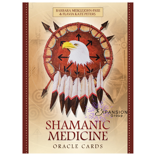 Shamanic Medicine Oracle Deck - 50 Cards