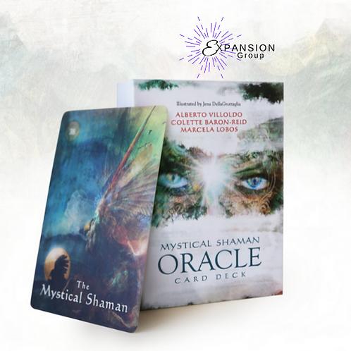 Mystical Shaman Oracle Deck - 64 Cards