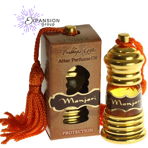 Attar Oil Manjari for Protection - 3 ml