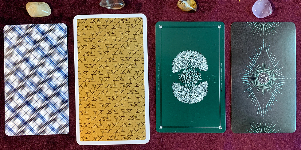 Weekly Card Pull for October 7th - Tarot Week