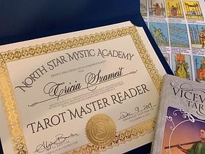 NSMA Tarot Master Course