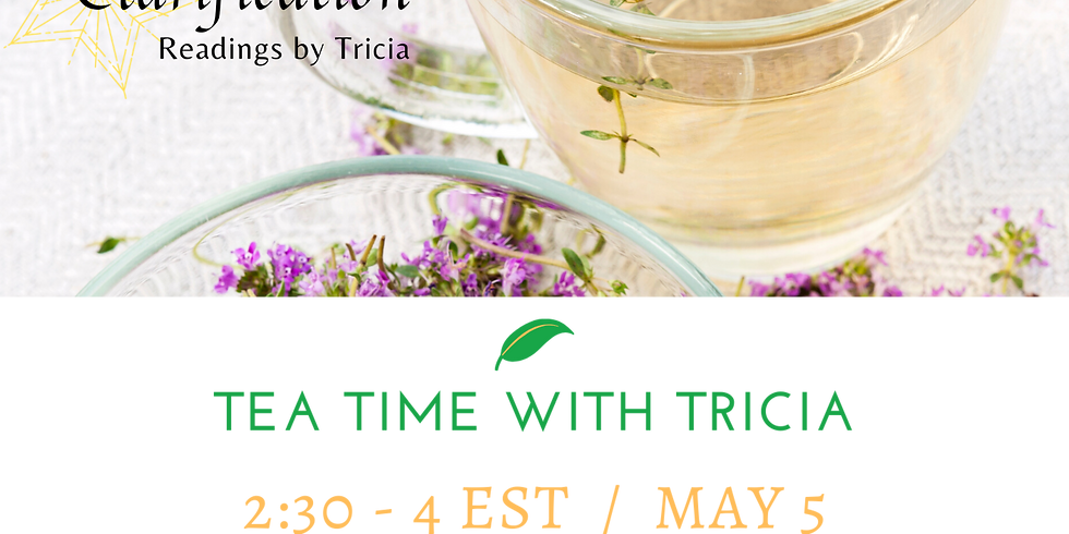 Tea Time with Tricia