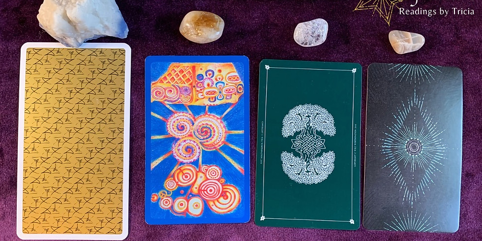 Weekly Card Pull for July 1st - It's Tarot Week!