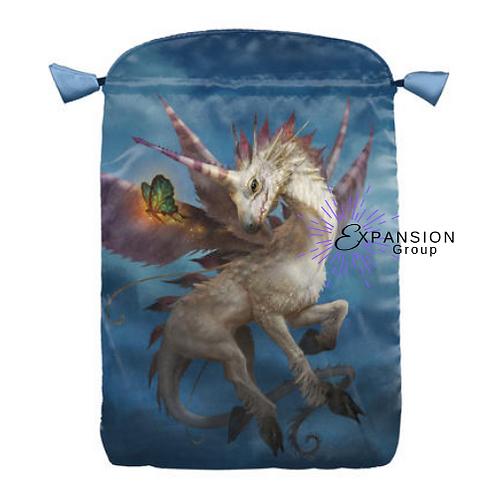 Barbieri Unicorn Satin Deck Bag