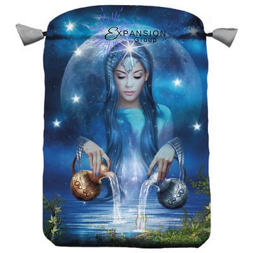 Arcanum Satin Deck Bag
