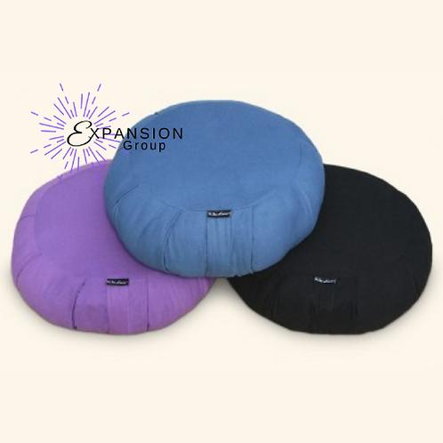 "Meditation Cushion - 6"" high x 15"" diameter"