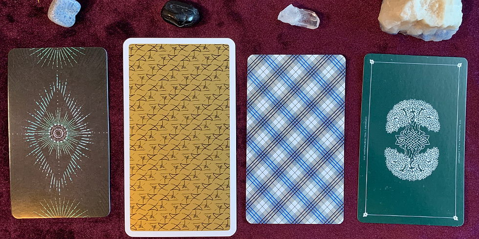 Weekly Card Pull for August 12th - Tarot Week