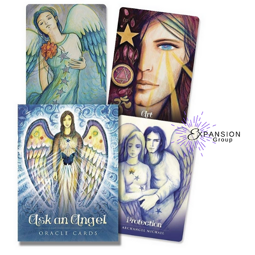 Ask an Angel Oracle Deck - 42 Cards