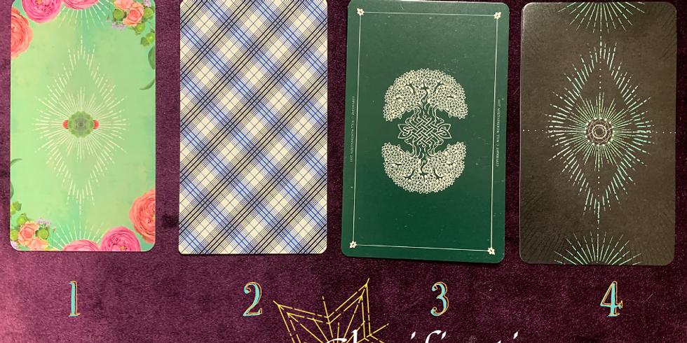 Weekly Card Pull January 6 - Tarot Week
