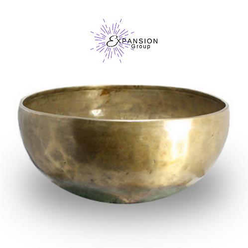 "Handmade 9"" Singing Bowl"