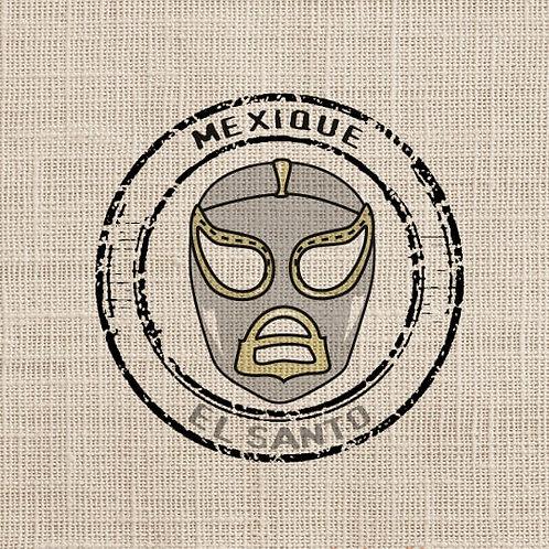 Mexique El Santo 250g