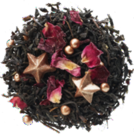 Thé noir en fête 100g