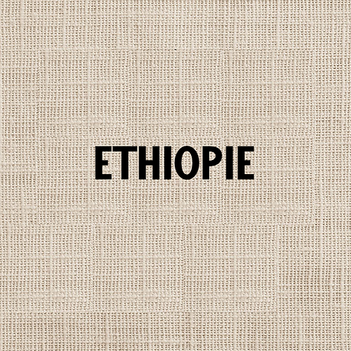Ethiopie Chalchissa Bio 250g