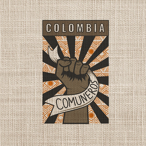 Colombie Comuneros Bio 250g