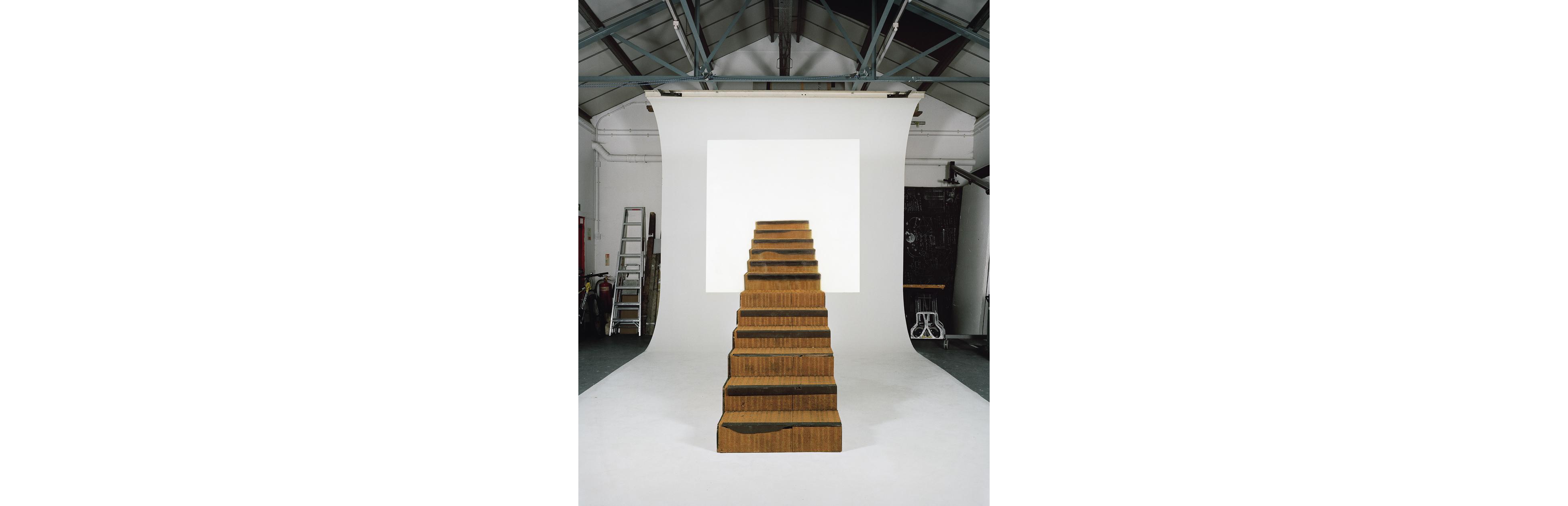 Won, Seo-yeoung _Stairs 130x160cm C-Print 2011