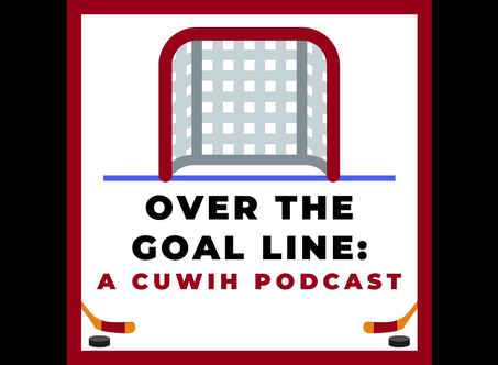 'Ep 18' Over The Goal Line: From Cornell to the New York Rangers with Morgan Barron