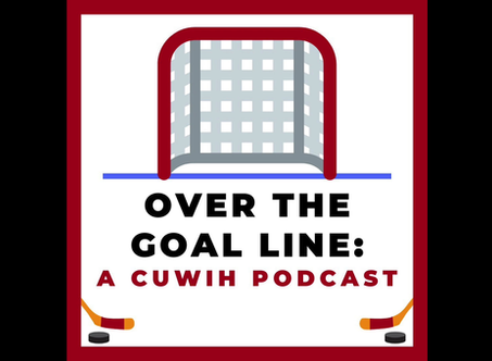 'Ep 11' Over The Goal Line: Batters and Banter with Brianne Jenner '15